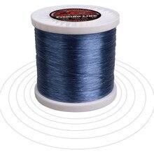 Ligne de pêche en nylon, Monofilament, 1073M 11919M, 13,7lb 126.7LB, avec bobine personnalisée, avec fil Super puissante, ligne de poisson