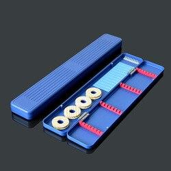 45 Cm niebieski potrójnego zastosowania pływające pudełko z tworzywa sztucznego głównych linii ramka 4 osi wielofunkcyjny Float zestaw w Reflektory od Lampy i oświetlenie na