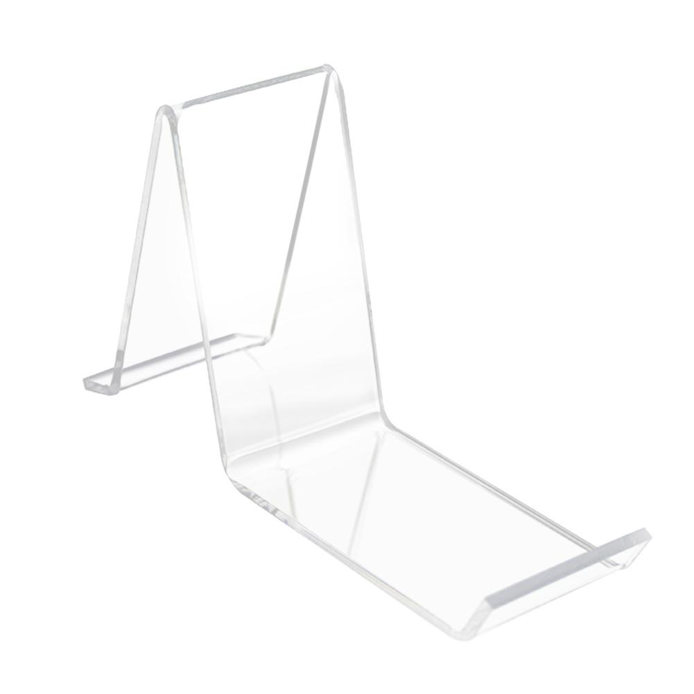 Clear Acrylic Shoe Store Display Stands Rack Holder Sandal Display Stands
