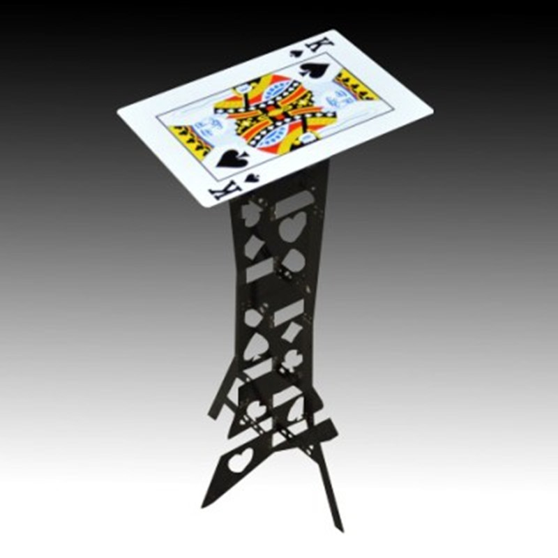 Aluminum Alloy Magic Folding Table(Poker Table),Magician