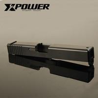XPOWER Metal Slide G17/P1 CNC Metal GBB Gas Blow Back  GEN3 Gel Blaster Accessories Upgrade Air soft Wargame Outdoor Sports