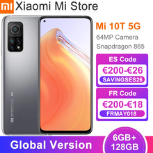 Xiaomi Snapdragon 865 10T 6GB-RAM 128GB 5G/CDMA/LTE/.. Nfc Quick Charge 4.0 Octa Core
