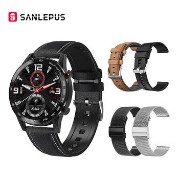 2020 SANLEPUS ECG Smart Watch Bluetooth Call Smartwatch Men Women Sport Fitness Bracelet Clock For Android Apple Xiaomi Huawei 26