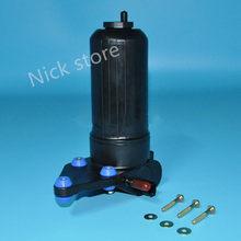 24В топливный фильтр в сборе 446-1895 для Perkins CAT 320D2 экскаватор-погрузчик дизельный подъем двигателя насос 4461895