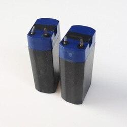 US 2 sztuk 4V akumulator kwasowo-ołowiowy komórkowy konserwacji za darmo dla latarka led latarka packa na komary zabójca zapper