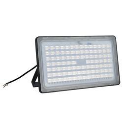 2 piezas 300W Luz de inundación de sexta generación blanco cálido corriente CA 220V iluminación nocturna