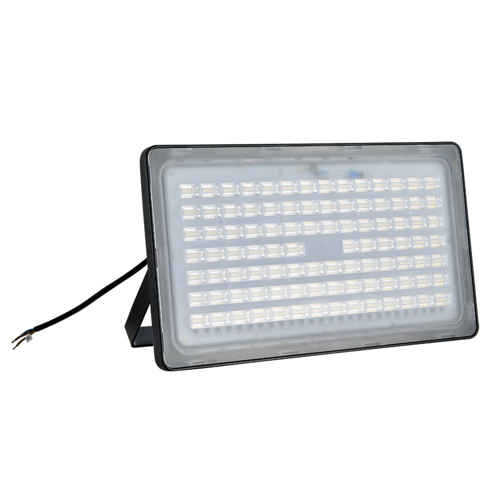 2PCS 300W Sixth Generation Flood Light Warm White Ordinary AC 220V Night Lighting