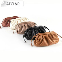 Purse Bag for Women Cloud Bag Soft Leather Madame B