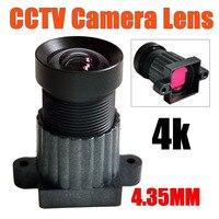 4K Objektiv 4,35mm M12 1/2.3