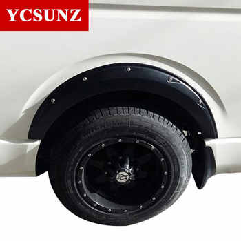 2005-2019 Fender Flares For toyota hiace commuter van Fender Accessories Mudguards For toyota hiace wheel arch kits Flare Ycsunz - DISCOUNT ITEM  30 OFF Automobiles & Motorcycles