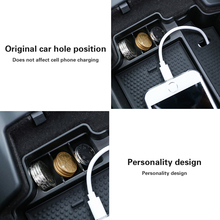 купить For LHD BMW New 5 series 2018-2019 Car armrest Arm Rest box storage box central Console compartment Auto Accessories car-Styling дешево