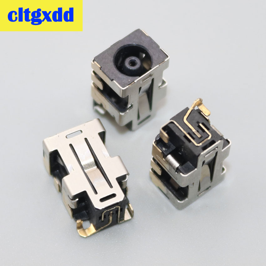 Cltgxdd 2-10pcs New Laptop DC Charging Port Female For HP ProBook 640 G2 650 G2 DC Power Jack Socket Charging Connector Plug