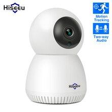 Hiseeu 1080P 2MP Nhà An Ninh WIFI IP Hai Chiều Không Dây Tự Động Theo Dõi Thẻ SD Để Không Dây hệ Thống Camera