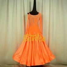Платья для участия в конкурсах бального танца, Для женщин/Бальные платья/бальное платье, для вальса платья/бальные Танцы/Вальс платье