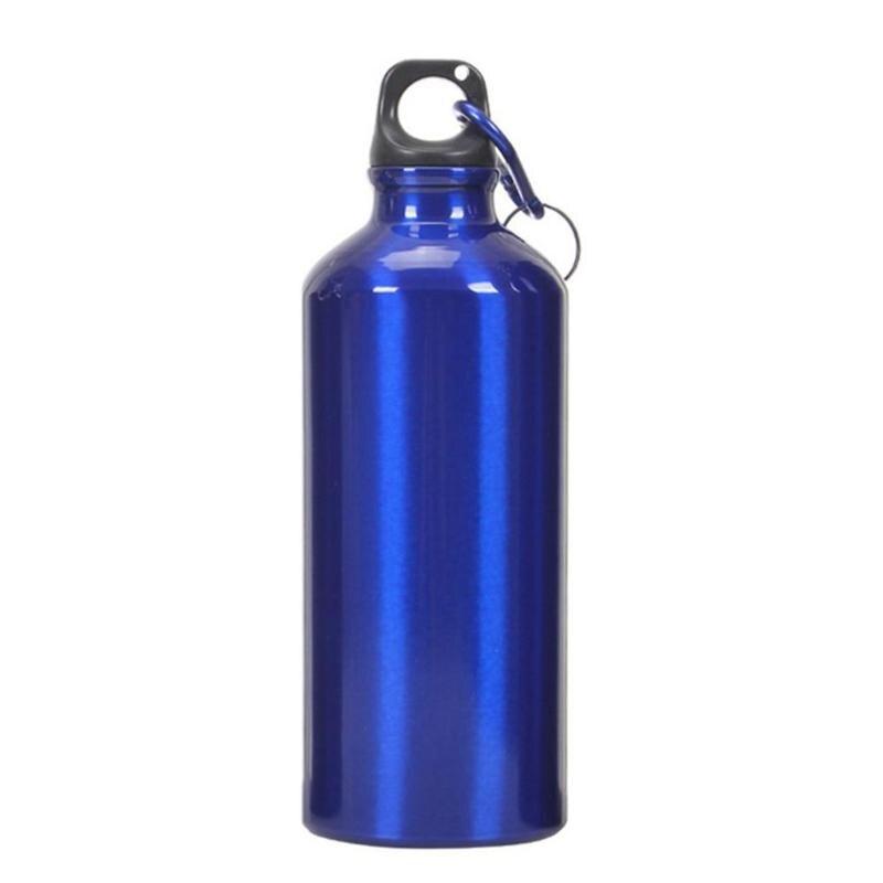 Hcb46f32143574529b6e2be73463859de5 400/500/600/700ML Hot Water Bottle Outdoor Exercise Plastic Bike Sports Water Bottles Drinking Aluminum Hydroflask Drink Bottle