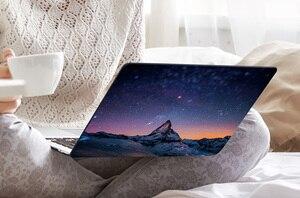 Image 3 - הדפסת צלול קשיח מקרה עבור 2017 2018 2019 2020 החדש Macbook Pro רשתית 13 15 A1706 A1989 מגע בר כיסוי אוויר 11 13.3 אינץ