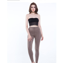New Winter Pants Women 2019 Ladies Knitted Cashmere Solid Color High Waist Womens Clothing Streetwear