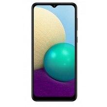 Смартфон Samsung Galaxy A02 2/32Gb black (SM-A022GZKBSER)