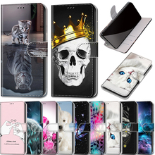 Wallet Case For Huawei Honor 5A 6C 7A Pro View 20 Lite Case Leather Flip Cover L