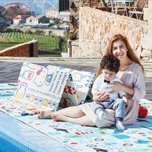 Miamumi Foam Child Carpet Baby Mat Baby Play Mat Blanket Carpet for Children Children's Rug XPE Sheet Kids Educational Mat Bebe