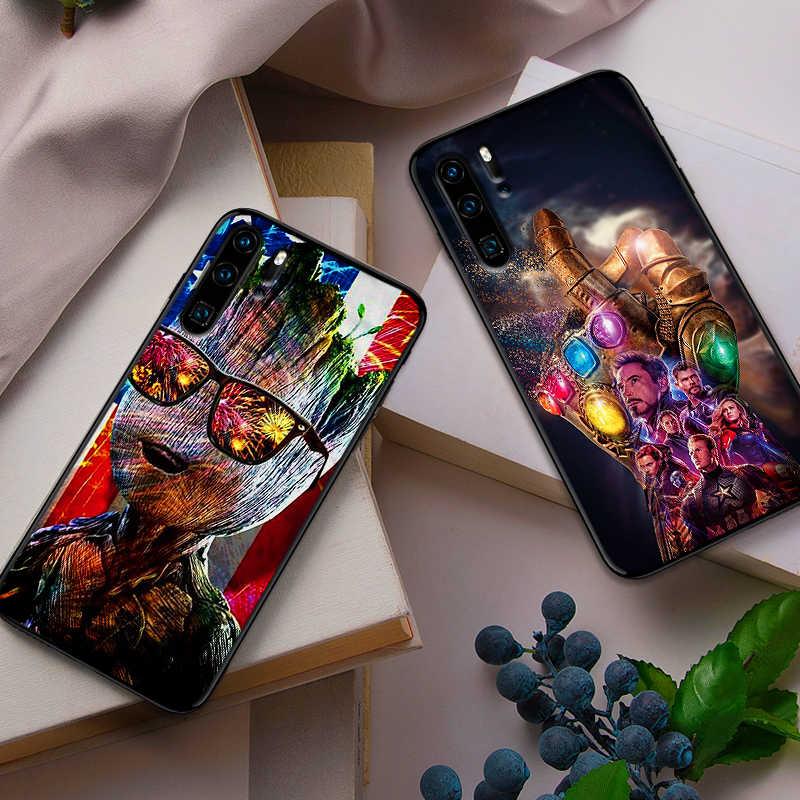 Dành cho Huawei P10 P20 2019 P8 P9 Mini P30 LITE dành cho Huawei P Smart Z 2018 P20 Pro Thor marvel Avengers Điện Thoại Di Động Trường Hợp