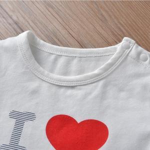 Одежда для новорожденных; Для маленьких мальчиков; Комбинезон; Хлопковый костюм с надписью «Я люблю & Mama» («Я люблю спортивный комбинезон с длинными рукавами, комбинезон и шапка; Сезон осень одежда для малыша|Песочники для малышей|   | АлиЭкспресс
