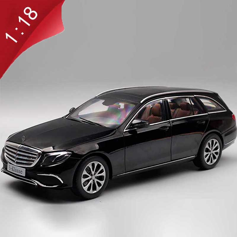 1:18 Scale Alloy Die-casting Vehicle Luxury Car Model Adult Collection Gift Display Exhibition