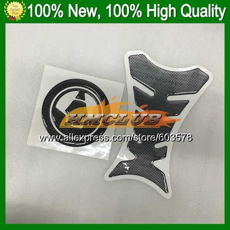 Black Carbon Frame Slider Crash Falling Protector For Kawasaki ZX-7R 1996-2003