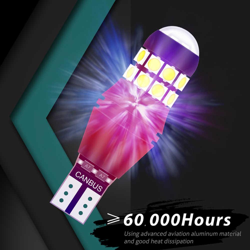 2 قطعة T15 921 W16W LED في Canbus لمبة سيارة احتياطية عكس مصابيح لسيارة BMW E36 E90 F30 F80 E93 E92 F34 E91 F31 E46 E87 F20 F21 E60