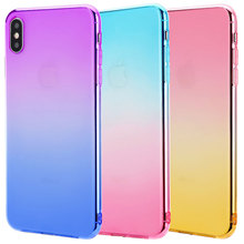 Soft TPU Rubber Dirt Resistant Phone Case For iPhone Xs Max Anti Skid Dust Plug With Lanyard Hole protective tpu back case w anti dust plug for iphone 5 translucent purple