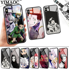 Hunter x Glass Phone Case for Apple iPhone 11 Pro XR X XS Max 6 6S 7 8 Plus 5 5S SE