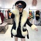 Real Sheep Fur Colla...