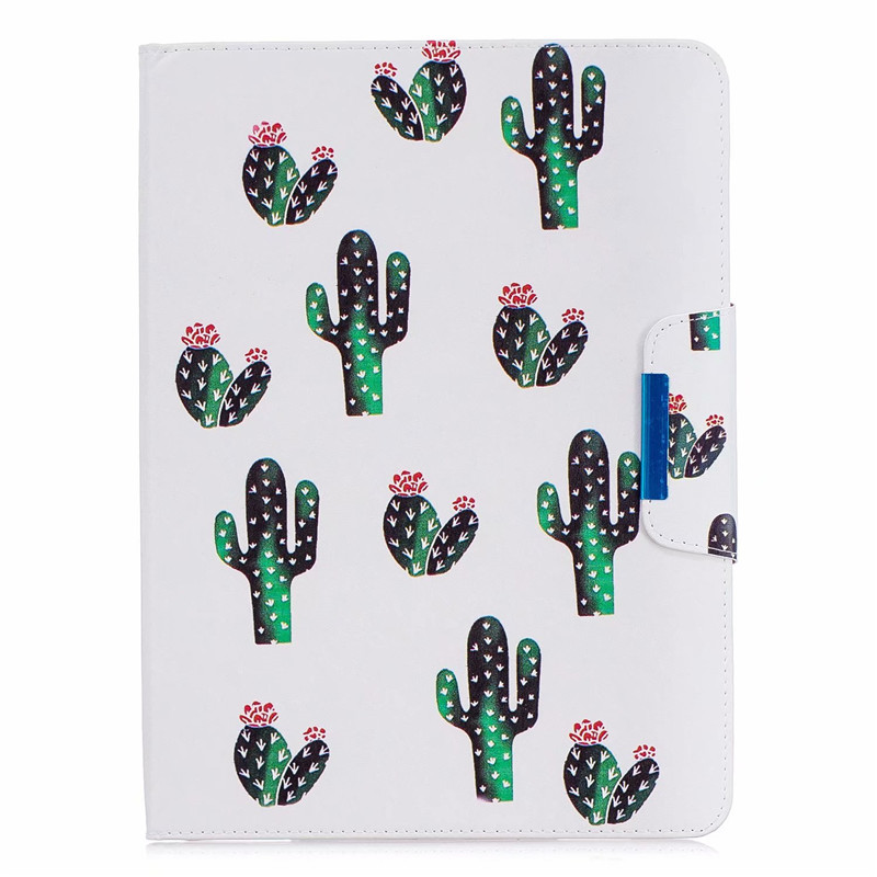 G Purple Wekays Cover For iPad 10 2 2019 Cartoon Unicorn Leather Case For iPad 10 2 7th
