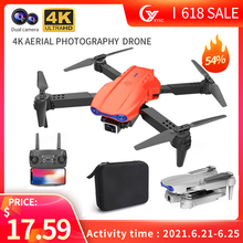 2021 XYRC NEW K3 Mini Drone 4k HD Wide-Angle Dual Camera WIFI Fpv Air Pressure Altitude Hold Foldable Quadcopter RC Dron Gifts