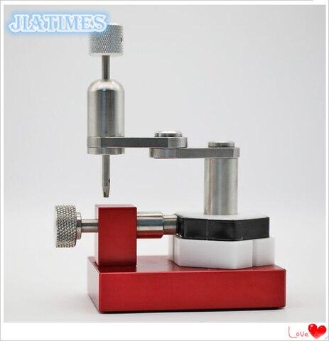 Graus de Aço Ferramenta para o Reparo do Relógio Inoxidável Assista Remover 360 Mão