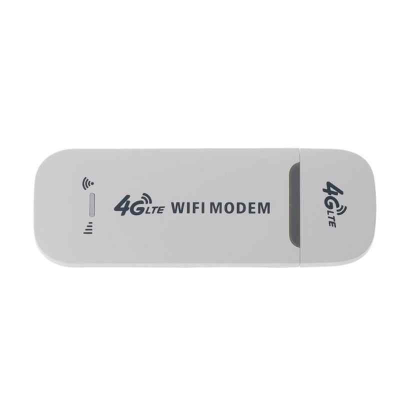 150 mb/s 4G LTE Modem USB Adapter bezprzewodowy USB karta sieciowa uniwersalny bezprzewodowy Modem biały 4g router wi-fi