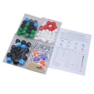 Image 3 - 179 pièces enseignants et étudiants du secondaire chimie organique ensemble de modèles moléculaires atomiques modèle de structure moléculaire atomique