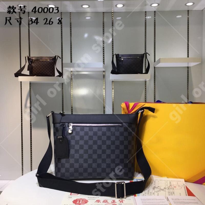 Luxury for men bags  Inclined shoulder bag for women 2019 fashion designer Mr Hague