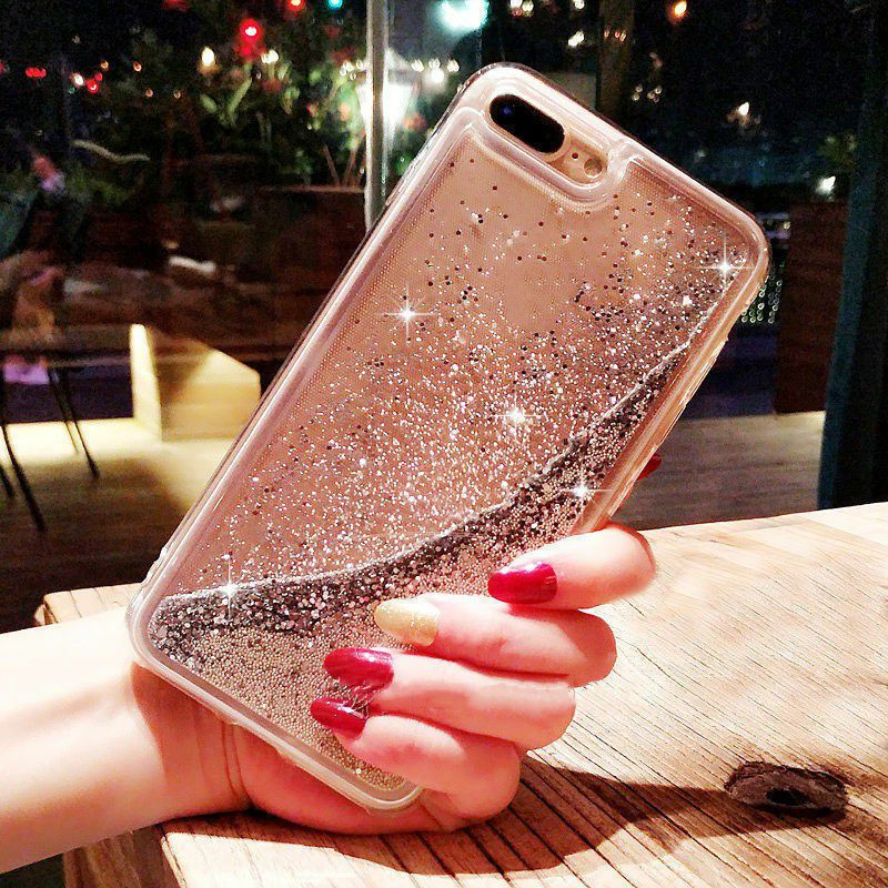 Dynamic Liquid Glitter Quicksand Phone Case Fashion Protective Cover Shell Iphone Iphone 7/7Plus/8/8Plus/XR/X/XS Max/11/11Pro (US STOCK)