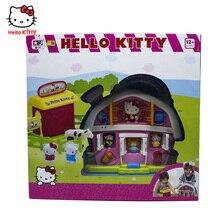 Hellokitty Pretend Play Toys Musical Farm House Playset Children Christmas Gifts HelloKitty Dear Daniel Doll