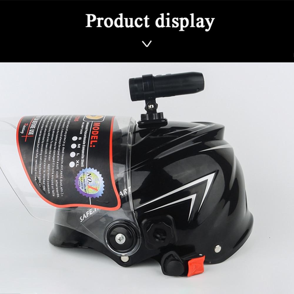 T01 мотоциклетная камера шлем Спорт 140 широкоугольный DVR HD720P TF максимум 32 Гб 7 часов в режиме ожидания Пуля Форма 3M супергум dfdf