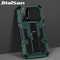 JKaiSen-funda a prueba de golpes para Huawei Nova 2Lite, 5T, 6SE, 7i, funda de teléfono oculta, anticaída, para Huawei Enjoy 7C 8