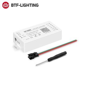 Image 3 - WS2812B ledストリップライトコントローラbluetooth SP105E SP110E wifi SP108E SP501E音楽SP107E SP601E WS2811 SK6812ライトDC5V 24V