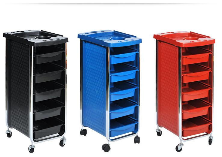 Beauty Salon Articles Hairdressing Tools Cart Barbershop Cart Hair Salon Move Tool Cart Tool Cabinet