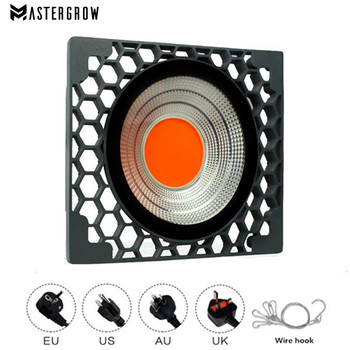 500W COB led grow light Full spectrum grow led panel 400-830NM Honeycomb cooling 4500lm for indoor grow tent seeding plant grow фото