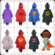 Kids Rain Coat Cartoon cost raincoat for Children Poncho Single-person Rainwear/Raincoat/Rainsuit Boys Girls