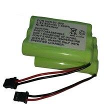 1 шт./2 шт./3 шт./5 шт. перезаряжаемый беспроводной телефон батарея для uniden BT-909 BT909 3 * AAA металл-гидридных или никель 800 мА/ч, 3,6 V аккумуляторные бат...