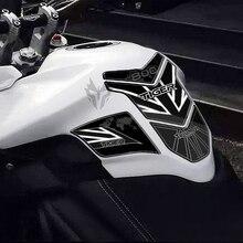 3D nakładki ochronne na zbiornik motocykla kalkomanie przypadku dla Triumph Tiger 800 2010-2018