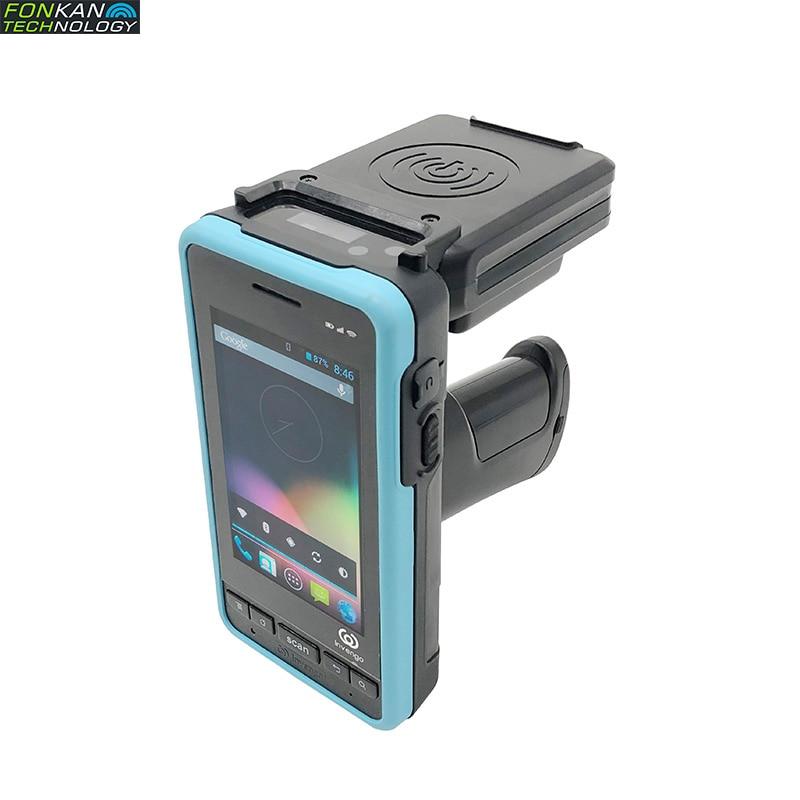 Invengo XC2910 Android Handheld Rfid UHF Remote Handheld Reader 915M Long Distance Reader