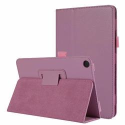 Модный 2 раза личи PU кожаный чехол для планшета для Huawei Mediapad M5 Lite 8,0 дюймов JDN2-L09 JDN2-W09 откидной Чехол + ручка